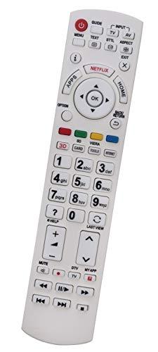 ALLIMITY N2QAYB000863 sub N2QAYB001009 sub N2QAYB000842 Fernbedienung Ersatz für Panasonic Plasma TV TX-P50GTW60 TX-P42GT60Y TX-P55VT60E TX-P50VT60T TX-P55VT60T TX-P50VT60Y TX-P55VT60Y