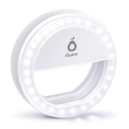 Selfie Ring Light Rechargeable-Phon…