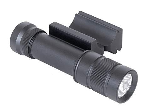 Monstrum FMS200 200 Lumens Flashlight for Shotguns | Includes Universal Barrel Mount and Detachable Remote Pressure Switch