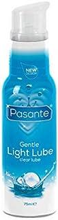 Pasante Gentle Light Lube, vattenbaserat glidmedel med neutral smak, 1 x 75 ml
