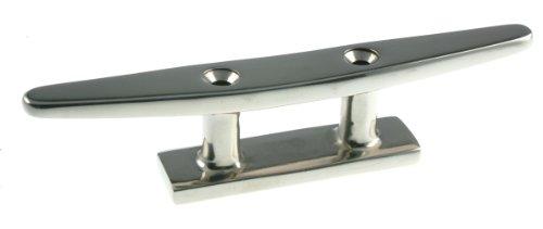ARBO-INOX® - Klampe - Belegklampe - Edelstahl A4 - poliert - 125mm