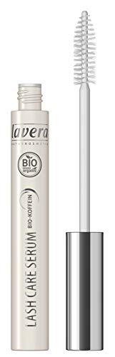 Lavera Lash Care Serum Tratamiento para pestañas con cafeína orgánica Dermatológica testado Vegan, Cosmética Natural, Bio, Maquillaje Organico 100% Certificado (9 gr), 9 ml