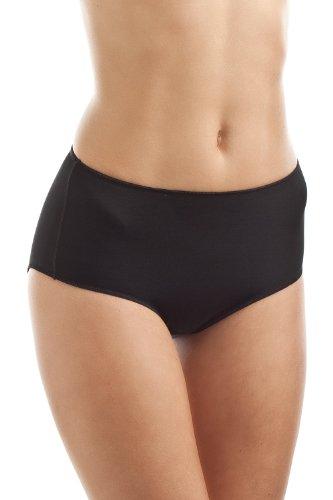 Maison Lejaby Invisibles Culotte, Pantalones Mujer, Negro (Black), XXL (Talla fabricante: 6) (Ropa)