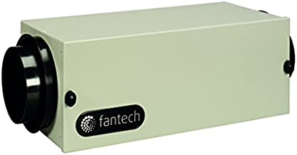 Fantech FB 6 in-Line Filter Box with MERV, 13 Filter, 6