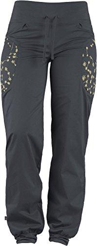 E9 - Pantalón - para mujer gris XXS