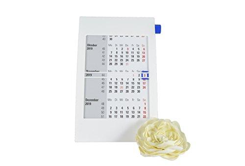 Unbekannt – Calendario de pared/mesa Calendario 2019 + 202