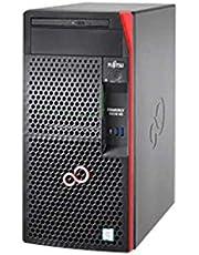 Fujitsu Primergy - Torre (3.30 GHz, 8GB 1Rx8 DDR4-2400) Color Negro
