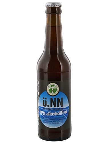 Kehrwieder - ü.NN IPA alkoholfrei Craftbeer Bier ohne Alkohol Indian Pale Ale 0,4% Vol. - 0,33l inkl. MEHRWEG-Pfand …
