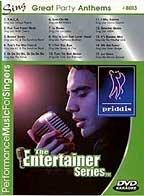 Great Party Anthems / Karaoke [DVD]