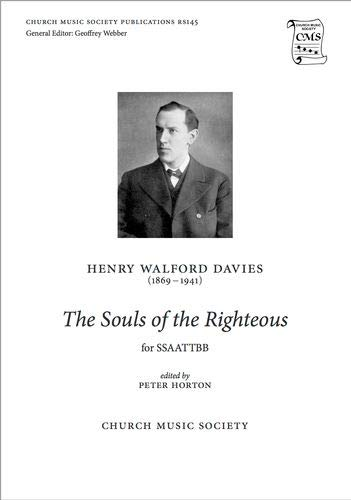The souls of the righteous (Church Music Society)