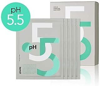 [Heimish] Low pH Hydrating Mask Sheet 1 Box 27ml x 5ea (K-beauty)