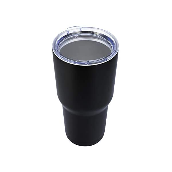 MASVIS 30 oz Stainless Steel Vacuum Insulated Tumbler Double Wall Travel Mug for...