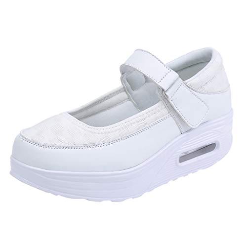 Sportschuhe Reinschlüpfen Laufschuh Mit Pronationsstütze Damen Outdoorschuhe Schuhe Elegant Slipper Grau Sneaker High Sportschuhe