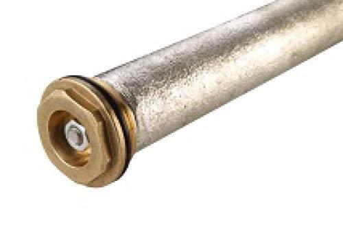 Magnesiumanode, Opferanode Ø38x400mm mit einem 1 1/4