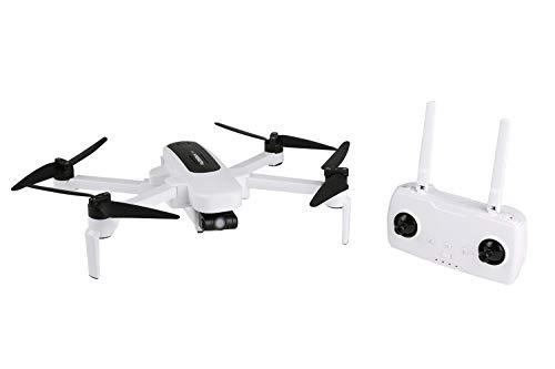 Hubsan Zino Quadrocopter RTF - Faltbare FPV-Drohne mit 4K UHD-Kamera