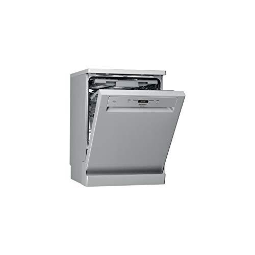 Whirlpool HFC3C26FX - Lavavajillas posable (60 cm, A+)