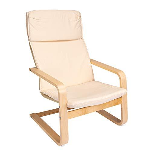 IKEA Pello Schwingsessel Sessel Ruhesessel Freischwinger