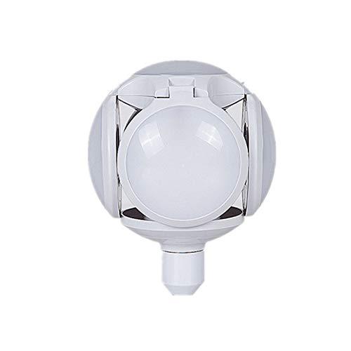 E27 40W Bombilla Led Plegable Fútbol Ufo Luz Brillante De Alta Telescópica Ca 85-265V Del Bulbo Adecuado Para Interior Escuela Almacén