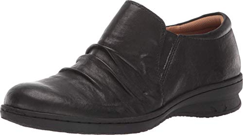 Comfortiva Florian Women's Slip On 8 B(M) US Black
