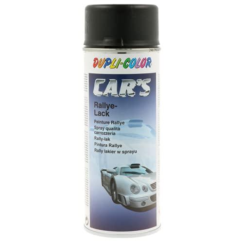 Dupli-Color 385872 Car's-Spray, 400 ml, Schwarz Matt