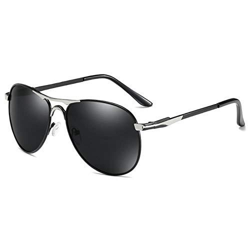 Gafas de sol Gafas De Sol Polarizadas Clásicas Hombres Mujeres Metal Conducción Gafas De Sol Uv400 Sunglass Shades Gafas