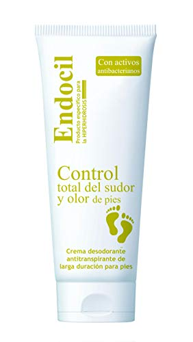 Endocil Antitranspirante Crema Pies Tubo 50 ml