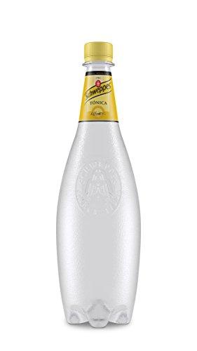 Schweppes Technic Water Flasche 1 L - [6er Pack]