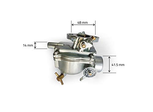 Generico Carburatore adattabile per motore LOMBARDINI INTERMOTOR LA 490