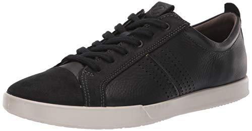 ECCO Herren Collin 2.0 Sneaker, (Black/Black 51052), 42 EU