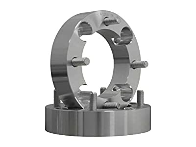 "SuperATV 1.5"" Aluminum Heavy Duty Wheel Spacers for Honda Talon 1000R / 1000X (2019+) - 4/137 Bolt Pattern - Pair"