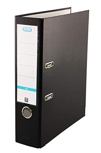 ELBA Ordner smart Pro 8 cm breit DIN A4 schwarz