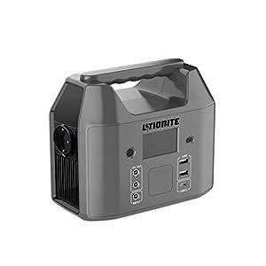 Litionite Carbon 150W / 60000mAh Power Bank/Batería Externa/Generador de energía portátil - 1x Toma eléctrica - 1x USB - 1x PD Type C - Cargador de Smartphone/Tablet/Drone/PC/Ordenador/CPAP/TV