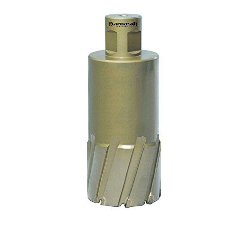 Karnasch KARNASCH Hard-Line 55 Hard-Metal Curved Core Cutter Drill, 52mm Diámetro de Corte, 19mm Diámetro del Vástago, 1