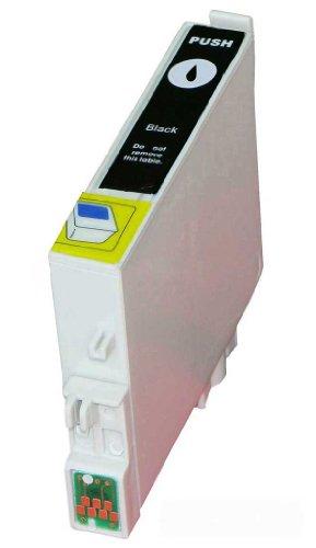 8Cartuchos de impresora para Epson (T0555) T0551, T0552, T0553, T0554, Epson Stylus Photo RX420RX425RX520R240R245compatible