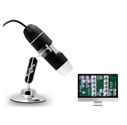 GJJSZ Lupa, microscopio,microscopio Industrial 300,000 USB,microscopio 500 Veces Lupa electrónica,microscopio electrónico Digital HD
