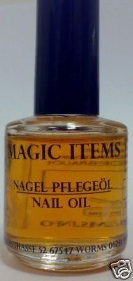 Magic Items Nagelöl ORANGE Studio Qualität 5ml