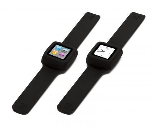 Griffin GB02202 - Brazalete para Apple iPod Nano 6G, negro