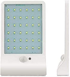 450lm Waterproof 36 LED Solar Light Outdoor PIR Motion Light Mounting Pole Sensor Solar Powered Garden Light