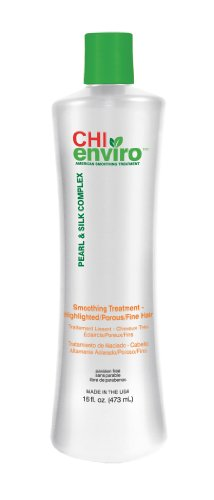 CHI Enviro Smooth Treatment for Highlighted Porous and Fine Hair, 2 oz, 2 fl. oz.