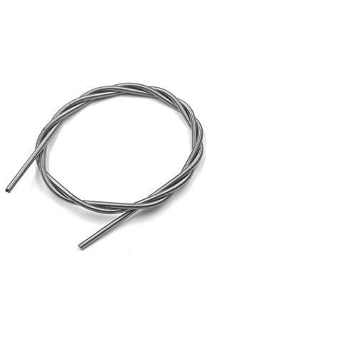 NO LOGO W-NUANJUN-Spring, 1pc Kleine Druckfeder Langer Zugfeder for Möbel, 0,2 mm Drahtdurchmesser X (1-3) mm Out Durchmesser X 1000 mm Länge (Größe : 0.2x1x1000mm)