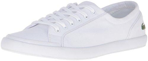 Lacoste Women's Lancelle Bl 2 Shoe, White, 9.5 M US
