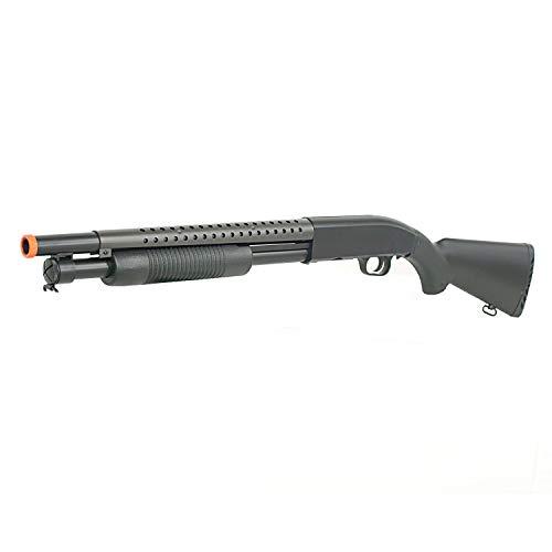 BBTac Airsoft Shotgun BT-M58A Pump Action...