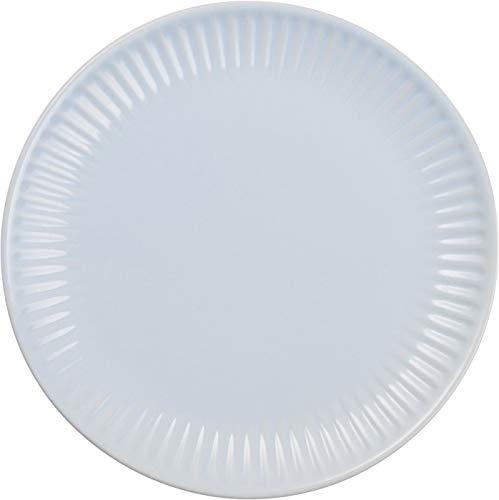 IB Laursen Frühstücksteller, Brotteller MYNTE Stillwater hellblau D. 19,5cm