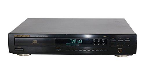 marantz CD-63 MK II CD Player in schwarz