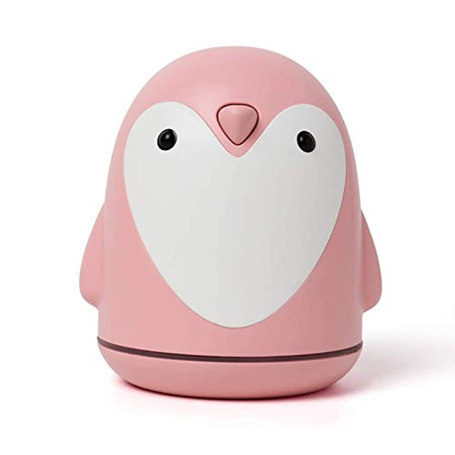 Humidificador de pingüino de Dibujos Animados Oficina en casa Dormitorio de Coche Regalo Creativo Nano Atomizador Humidificador USB Pingüino Polar