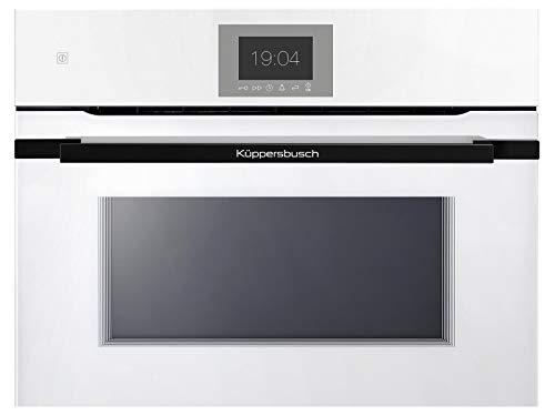 Küppersbusch CBM6550.0WE5 K-Series. 5 Horno Microondas Blanco/Black Velvet