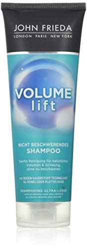 John Frieda Volume Lift - Shampoo - Nicht beschwerend - Für feines Haar, 250 ml