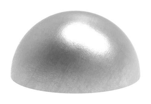 Halbhohlkugel ø 80mm, ungeschliffen, Wandstärke 2,0mm