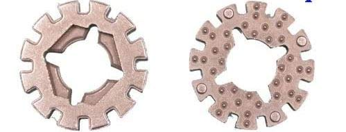 Adapter for Worx / Rockwell Sonicrafter Oscillating Multi Tool Fit to Universal Blade Rk5102k Rk 5101k Rk4108k Rk2514