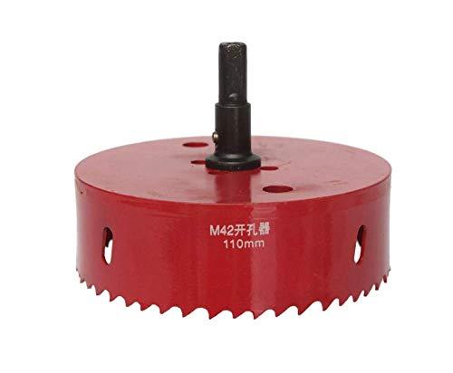 SUCAN 110-200mm M42 HSS Lochsäge Cutter Bohrer Bi Metall Tip Drill Für Aluminium, Eisen, Holz
